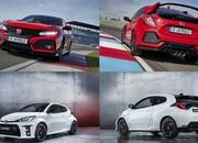 Does The Toyota Yaris GR Even Stand A Chance Against The Honda Civic Type R On The Strip? - image 961453