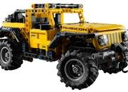 Forget Every Christmas Gift Idea You Have and Just Buy the Lego Jeep Wrangler Rubicon - image 957378