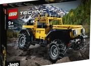 Forget Every Christmas Gift Idea You Have and Just Buy the Lego Jeep Wrangler Rubicon - image 957380