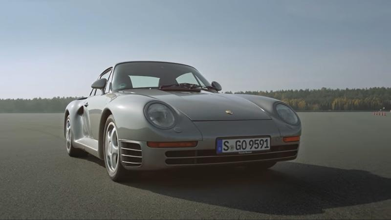 How The Porsche 959 Rally Legend Redefined The Nature of Supercars - image 961098