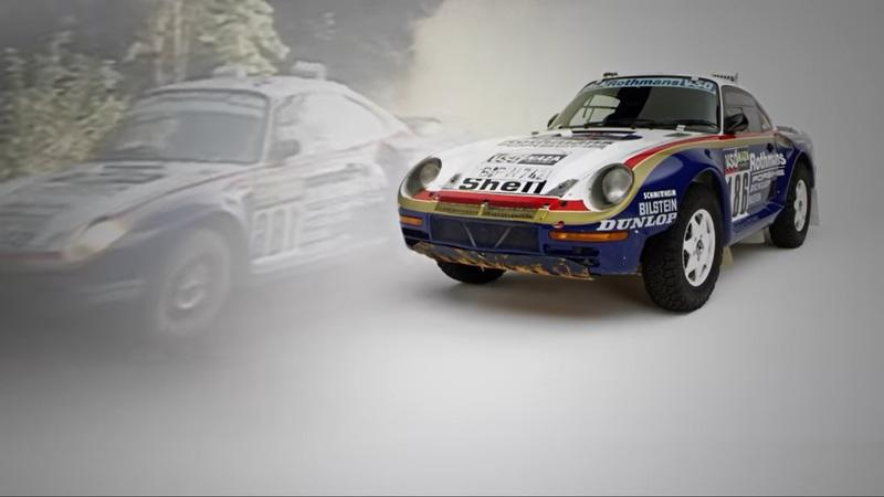 How The Porsche 959 Rally Legend Redefined The Nature of Supercars - image 961099