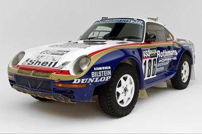 How The Porsche 959 Rally Legend Redefined The Nature of Supercars