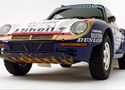 How The Porsche 959 Rally Legend Redefined The Nature of Supercars - image 961101