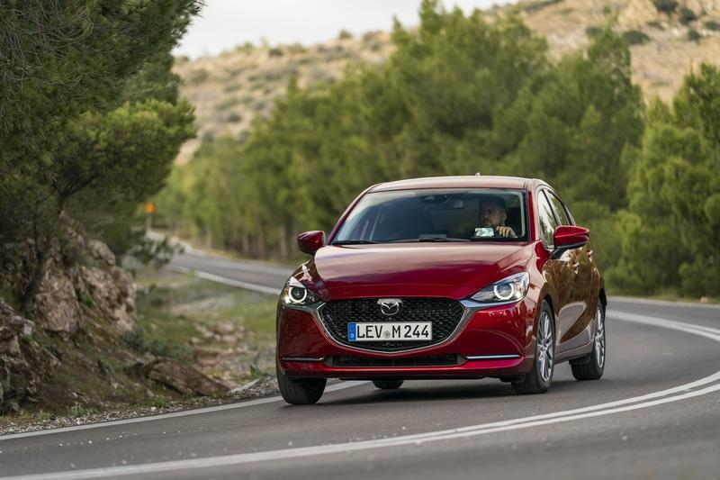 If You Buy a 2022 Mazda2 In Europe, You're Basically Buying a Toyota Yaris