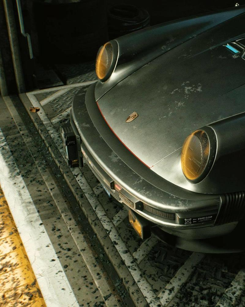 Is It Just Us Or Does the Cyberpunk 2077 Porsche 911 Turbo Look Better In the Game Than Real Life? - image 958843