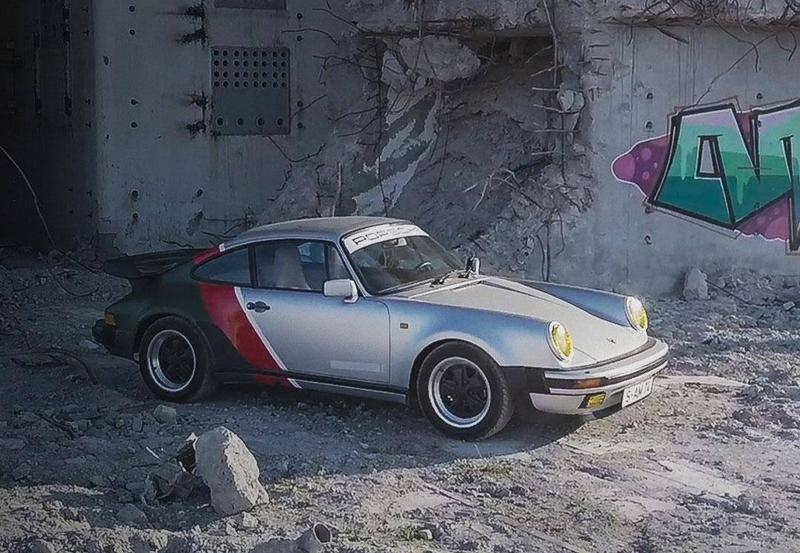 Is It Just Us Or Does the Cyberpunk 2077 Porsche 911 Turbo Look Better In the Game Than Real Life?