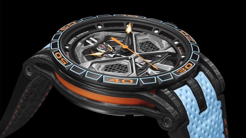 Lamborghini's Idea of a Christmas Present is a $56,000 Timepiece - image 957942