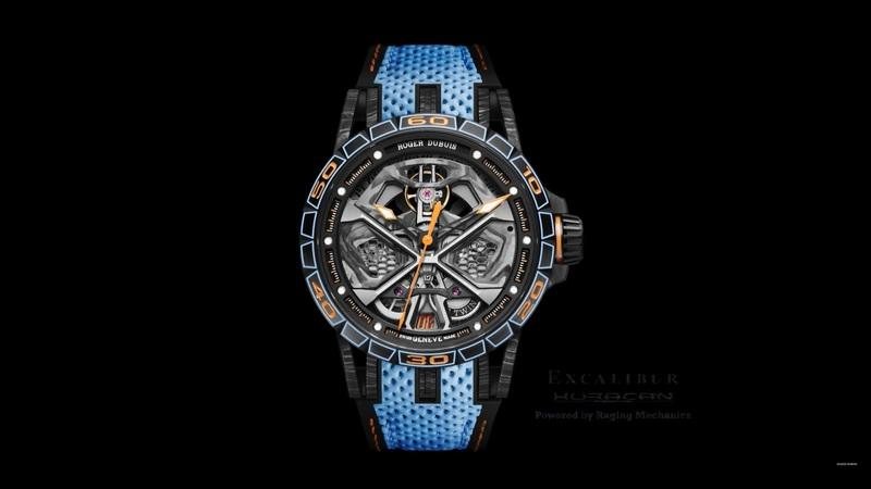 Lamborghini's Idea of a Christmas Present is a $56,000 Timepiece - image 957943