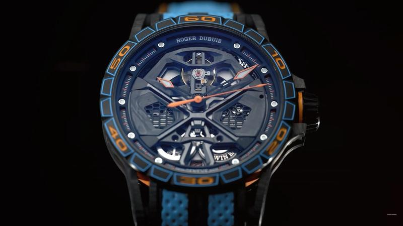Lamborghini's Idea of a Christmas Present is a $56,000 Timepiece - image 957944