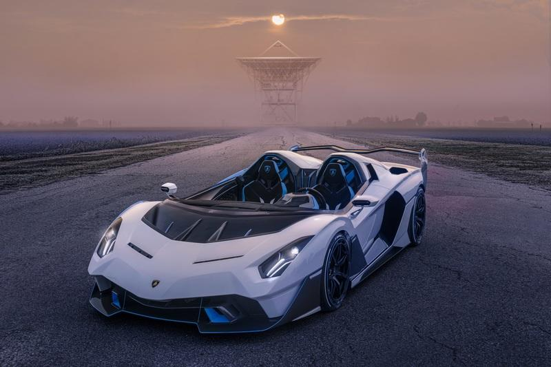 Everything You Need To Know About The Lamborghini SC20