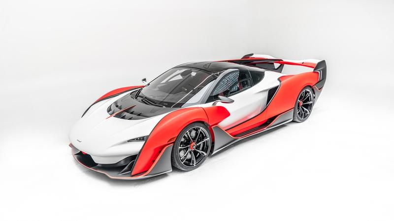 The Sabre Is The Most Powerful Non-Hybrid Supercar McLaren Has Ever Built Exterior - image 960585