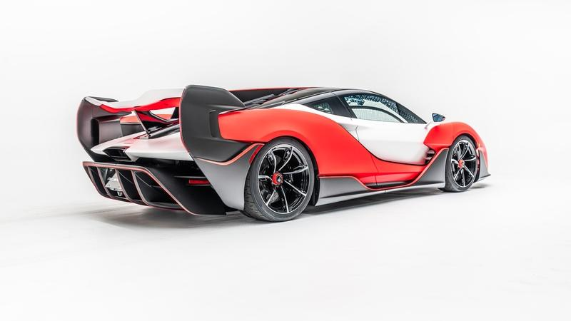 The Sabre Is The Most Powerful Non-Hybrid Supercar McLaren Has Ever Built Exterior - image 960592