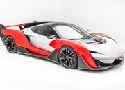 The Sabre Is The Most Powerful Non-Hybrid Supercar McLaren Has Ever Built - image 960593