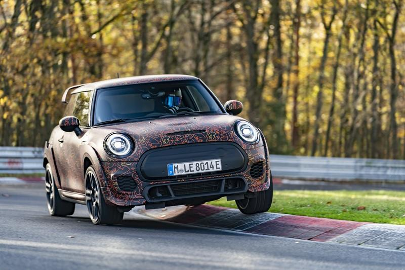 Our Predictions for How Mini John Cooper Works Will Transition to Electrification