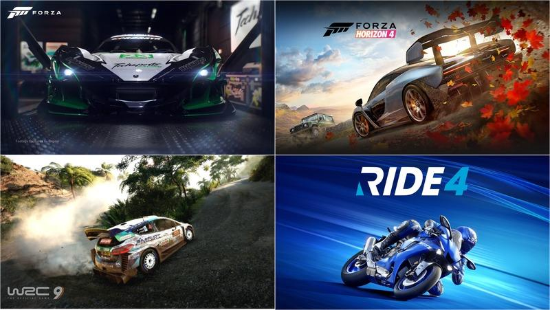 Must-Play Racing Games On the Xbox Series X/S