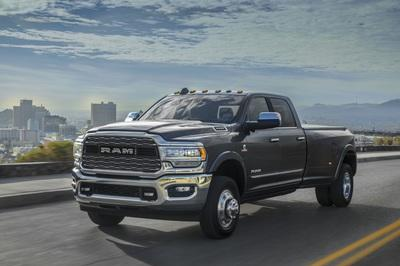 The 2021 Ram 3500 Can Tow More Than Ever Before