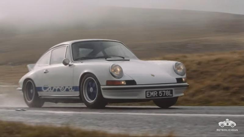 Sports Car Supreme: Discover the Magic of The Porsche 911 2.7 Carrera RS - image 957662