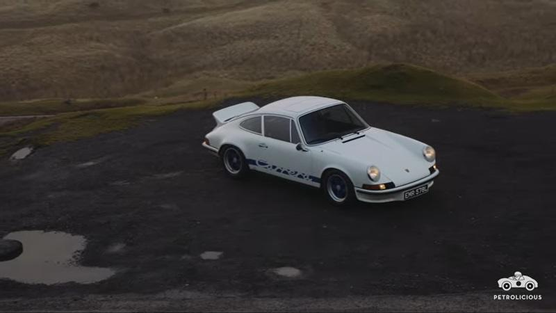 Sports Car Supreme: Discover the Magic of The Porsche 911 2.7 Carrera RS - image 957666