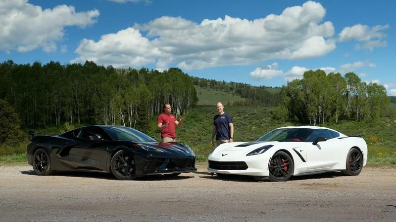Stacking the C7 Corvette Against the C8 - It's Not What You Think - image 957454