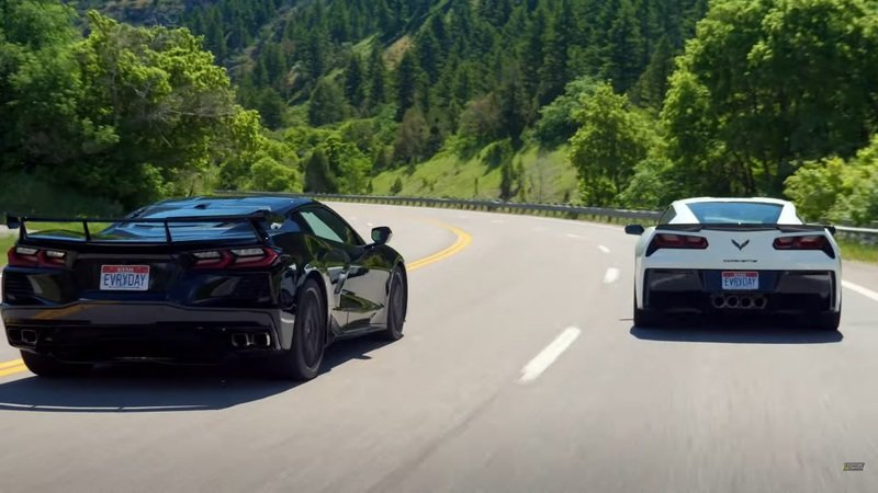 Stacking the C7 Corvette Against the C8 - It's Not What You Think - image 957445