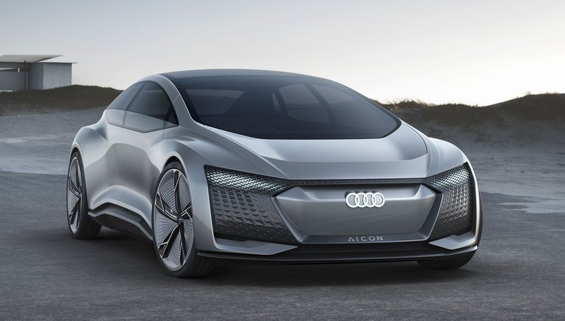 The Audi Landjet Will Lead the Way Into The Tech-Filled Autonomous Future
