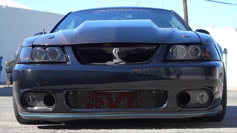This Supercharged Terminator Ford Mustang Is Not For the Faint Hearted - image 958129