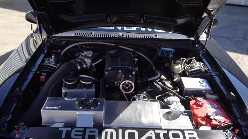 This Supercharged Terminator Ford Mustang Is Not For the Faint Hearted - image 958130