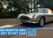 This Video Of The STIG Drift James Bond's Aston Martin DB5 Is The Best Thing You'll See This Year - image 961455