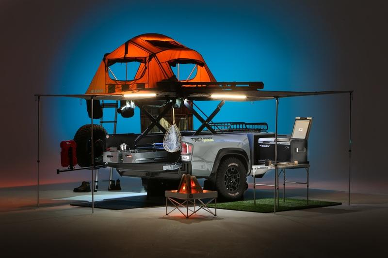 Toyota's TRD-Sport Trailer Is THE Perfect Camping Accessory
