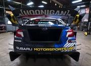 Travis Pastrana's 862HP Subaru WRX STI Gymkhana Car Is Out of this World - image 957701