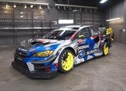 Travis Pastrana's 862HP Subaru WRX STI Gymkhana Car Is Out of this World - image 957707