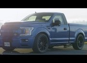 Watch The 2021 Ram 1500 TRX Take On The Shelby F-150 Super Snake Sport - image 960444
