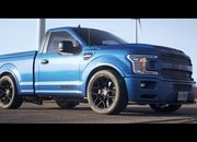 Watch The 2021 Ram 1500 TRX Take On The Shelby F-150 Super Snake Sport - image 960445