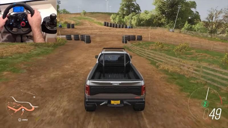 You Must Drive the Hennessey Velociraptor 6x6 in Forza Horizon 4 - image 958886