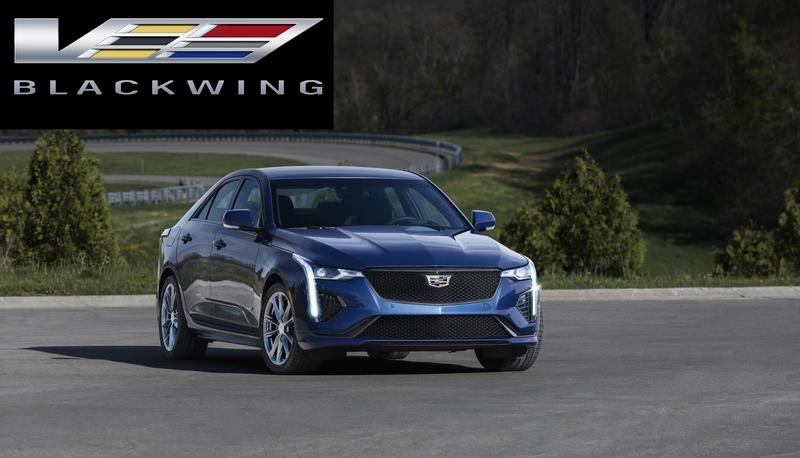2021 Cadillac CT4-V Blackwing