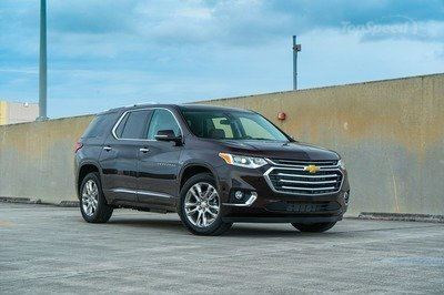2021 Chevrolet Traverse High Country - Driven