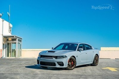 2021 Dodge Charger Hellcat Redeye - Driven