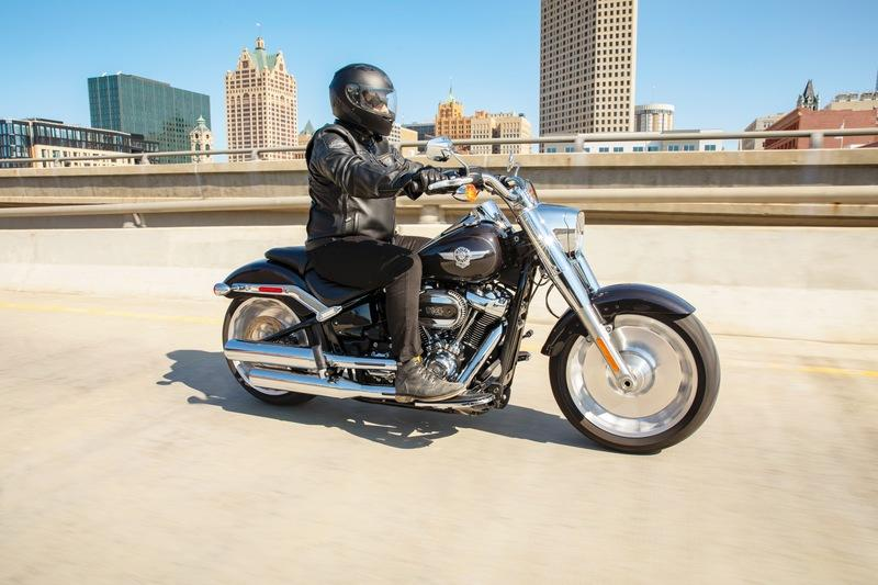 2021 Harley-Davidson Fat Boy 114