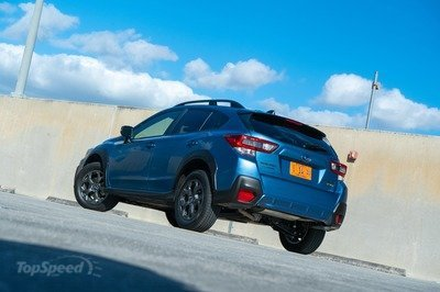 2021 Subaru Crosstrek Sport - Driven
