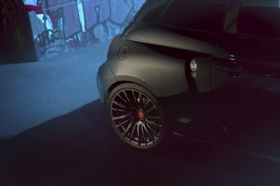 2021 Abarth 595 Hercules Wide Body by Pogea Racing