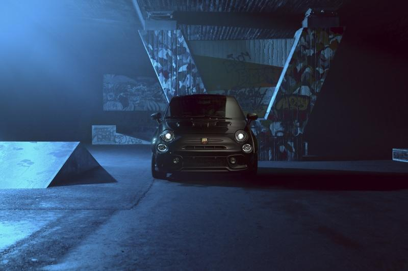 2021 Abarth 595 Hercules Wide Body by Pogea Racing Exterior - image 964769