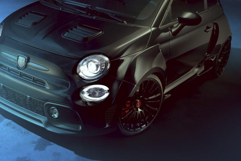 2021 Abarth 595 Hercules Wide Body by Pogea Racing Exterior - image 964762