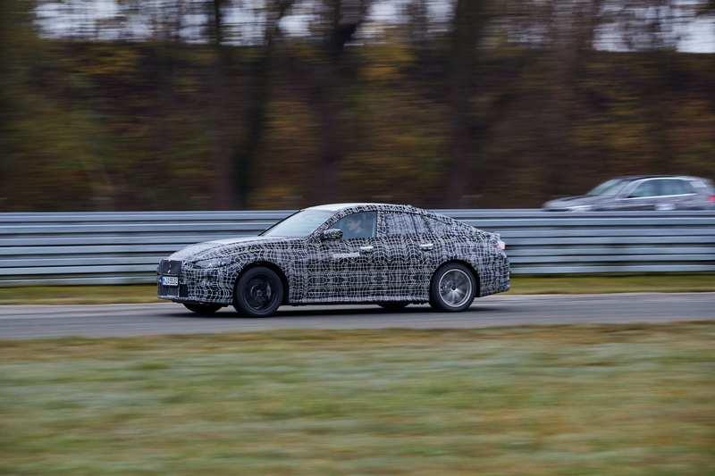 BMW Has Gone Out Of Its Way To Make the i4 Sedan a Driver's Car