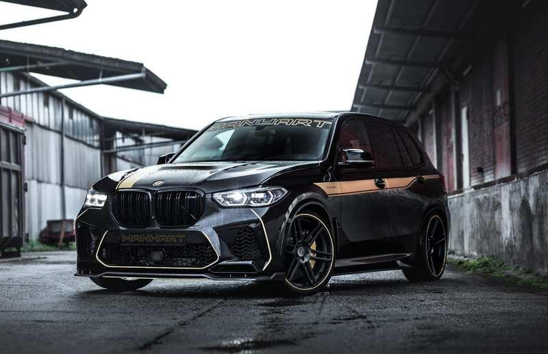 BMW MHX5 by Manhart