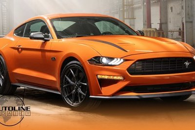 By 2028 The Ford Mustang Could Be An All-Electric Coupe