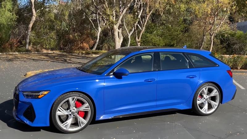Check Out How The 2021 Audi RS6 Avant Compares to the 1994 Audi RS2 - image 962388