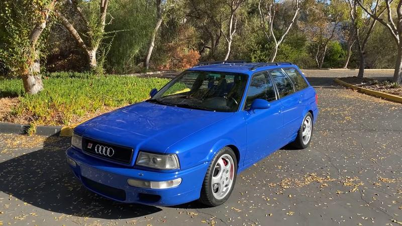 Check Out How The 2021 Audi RS6 Avant Compares to the 1994 Audi RS2 - image 962389