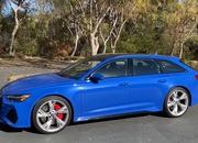 Check Out How The 2021 Audi RS6 Avant Compares to the 1994 Audi RS2 - image 962391