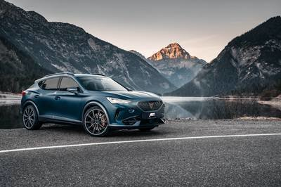 2021 Cupra Formentor by ABT