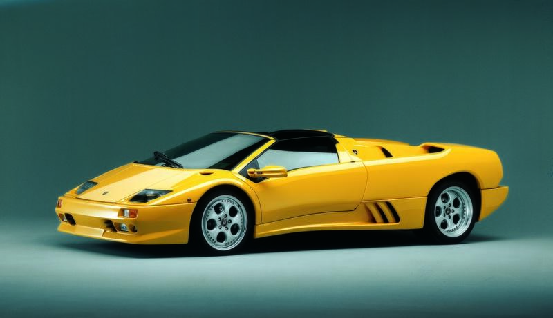 Everything You Probably Didn't Know About The Lamborghini Diablo